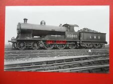 PHOTO  LMS EX LNWR PRINCE OF WALES 4-6-0 25665 SUVLA BAY AT RUGBY 31/3/35