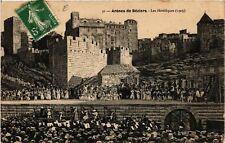 CPA   Arénes de Béziers - Les Hérétiques (1905)  (511396)