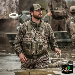 BANDED REDZONE ELITE BREATHABLE INSULATED CHEST WADERS NATURAL GEAR CAMO SIZE 8