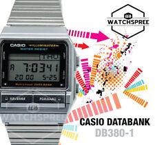 Casio Data Bank Watch DB380-1D