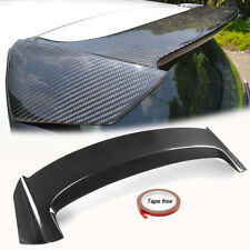 Carbon Fiber Rear Roof Spoiler Wing For VW Volkswagen GOLF 7 MK7 GTI R 2014-2017