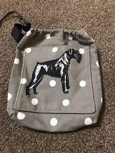 Handmade Dog Walking Bags / Treat Bag Or Toy Bag
