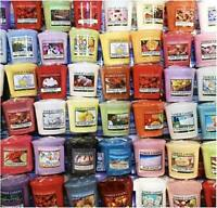 Yankee Samplers Votive Candles- Pick Your Scent-
