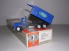 "CON-COR #1064  Kenworth H.D.Coal Dump Truck ""Cleveland Wrecking"" Built-up H.O."