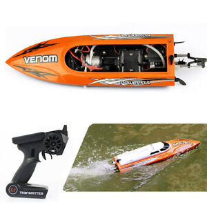 UDI001 High-Speed Remote Control Boats Waterproof Water-cooling System RC Toys