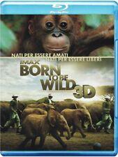 IMAX: Born To Be Wild - 3D Blu-Ray Disc