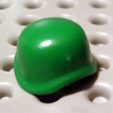Lego ARMY MEN Green HELMET for Minifigures 7595 30071 -NEW