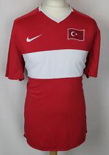 VINTAGE TURKEY HOME FOOTBALL SHIRT 2008-10 NIKE MENS XL RARE