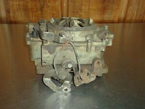 Rochester 4-Barrel 4gc Carburetor Carb 7012400 1958 Oldsmobile Olds 371 V-8