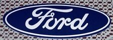 "BRAND NEW 3 LOT 6"" FORD MOTOR COMPANY OVAL ADHESIVE VINYL DECALS! LICENSED!"