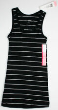 NEW Liz Lange Maternity Tank Top Black White Shirt Cotton NWT Shirt Top Size M