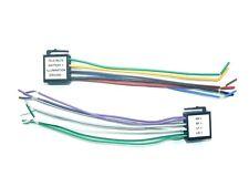 ISO Stecker Universal Stromanschluß + Lautsprecher für Autoradio
