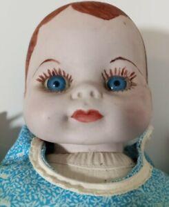 "16"" Creepy Eerie Doll Real looking Horror Prop Halloween Haunted Scary- plz read"
