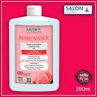 Salon Ultimate 100% Pure Rose Water Facial Toner cleanser, moisturizer 100-250ML