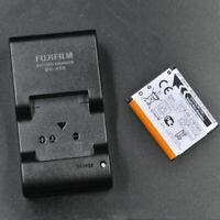 Fuji NP-45S Battery Charger Kit NP-45S BC-45B For FinePix J20 J26 J27 J30 J35