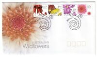 "2005 FDC. Australia. Australian Wildflowers. PictFDI ""BOTANY"""