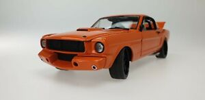 1:18 Limited Edition - 1965 Shelby GT350R Street Fighter