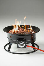 Glow Warm 12 kw Outdoor Portable Gas Fire Pit (Home and Camping)