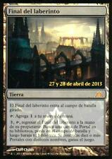 Final del laberinto FOIL/Maze 's End | NM | prima della release Promos | ESP | Magic MTG