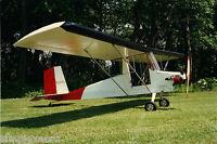 Simplex Cloudster Ultralight/Experimental LSA aircraft construction plans