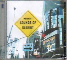 (995E) Motorcity Sounds Of Detroit, Volume 2 - 2002 CD