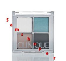 Clinique All About Shadow Quad Galaxy, Sugar Cane, Jenna's Essential, Foxier