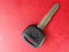 Mitsubishi shogun  , Pajero Transponder  Key Blank 1998 To 2000