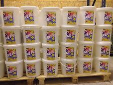 30 Kg Rein Waschmittel Waschpulver Vollwaschmittel Markenhersteller