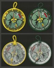 Set of North Florida Council 2003 Scout Blast POCKET DANGLES- NICE!!