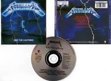 "METALLICA ""Ride The Lightning"" (CD) 1984-1989"