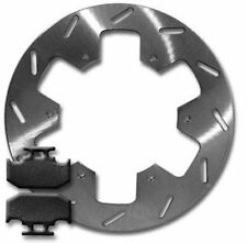 Yamaha Rear Brake Rotor + Pads DT 125 RE/X (2005-2007) DT 230 Lanza (1997-1998)