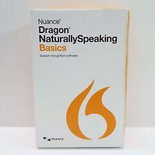 NUANCE DRAGON NATURALLY SPEAKING 13 BASICS W/ HEADSET & MIC (E2900)