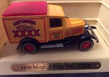 Matchbox Great Beers of the World YGB01 1930 Model A Ford Van 'XXXX' Boxed