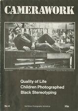 Camerawork Magazine Issue 4
