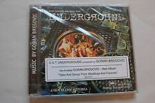 OST - Underground - Goran Bregovic - CD NEW SEALED Polish Release
