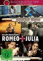 William Shakespeares Romeo & Julia /1996(NEU/OVP) Leonardo DiCaprio/Baz Luhrmann