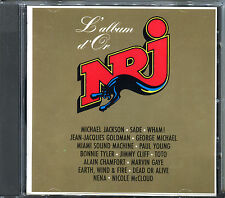 L'ALBUM D'OR NRJ - 1987 FRENCH CBS CD COMPILATION [599]