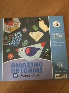 Jar Meló Amazing Origami Animals United Set Brand New Free Gift Wrap