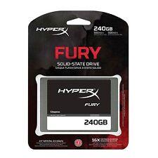 Kingston HyperX FURY 240GB SATA3 6Gb/s SHFS37A/240G 7mm Solid State Drive SSD