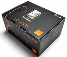 LG Viewty Gt405,Gsm Unlocked,Quadband,5Mp Camera,Bluetooth,Full Touch Cellphone