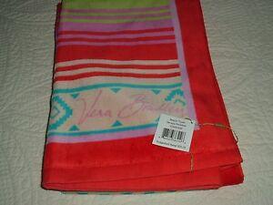 "Vera Bradley ""Serape Paradise"" Beach Towel BRAND NEW FREE SHIPPING"