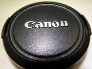 Canon E-52mm Front Lens Cap for 50mm f1.8 EF II Lens - Free Shipping Worldwide