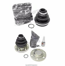 BMW E30 Set of 1 Rear Inner and 1 Rear Outer Axle Boot Kit for C/V Joint