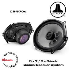 JL Audio C2-570x - 5 x 7 / 6 x 8-inch (125 x 180 mm) 2-Way Coaxial Speaker 450W