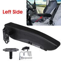 Left Side Adjustable Car Seat Armrest Handrest Truck Trailer w/ Small Brack