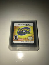 Pokemon Ranger Version Video Game w/ Case for Nintendo DS Lite TESTED