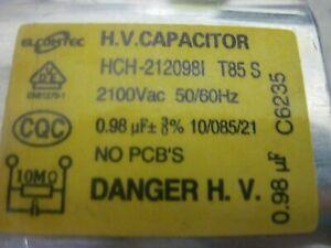 DAEWOO CAPACITOR HCH-2120981