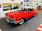 1957 Chevrolet Bel Air/150/210 - HARDTOP - 4 SPEED - BEAUTIFUL RESTORATION - 1957 Chevrolet Bel Air, Red with 0 Miles available now!