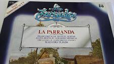 """LA ZARZUELA LA PARRANDA 12"""" VINYL LP VG+/VG+ SPANISH EDITION 1979"""