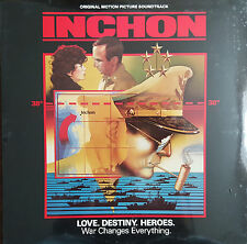 Inchon - Original Score - Black Vinyl - Very Rare - OOP - Jerry Goldsmith